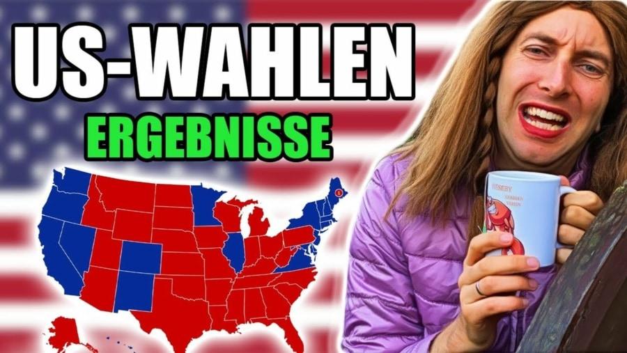 Helga und Marianne analysieren die US-Wahl | Lustiges | Was is hier eigentlich los?