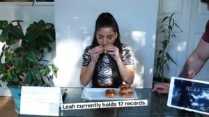 Leah Shurtkever erklärt: So kann man richtig schnell essen | Awesome | Was is hier eigentlich los?