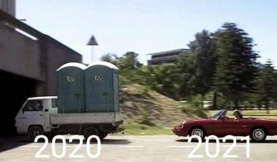 Sich schon jetzt auf 2021 freuen   Lustiges   Was is hier eigentlich los?