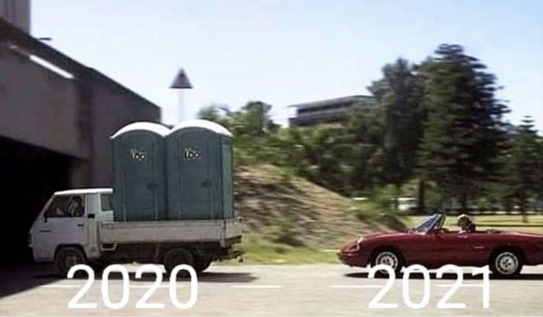Sich schon jetzt auf 2021 freuen | Lustiges | Was is hier eigentlich los?