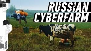 Zu Besuch auf einer russischen Cyberpunk-Farm | Nerd-Kram | Was is hier eigentlich los?