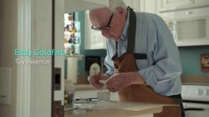 Der Mann, der mehr als 800 Spielzeuge erfunden hat: Eddy Goldfarb | Menschen | Was is hier eigentlich los?
