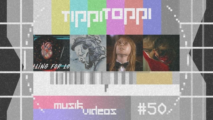 Tippi Toppi Musikvideos Vol. 50 – Das vorletzte Video muss verboten werden! | Musik | Was is hier eigentlich los?
