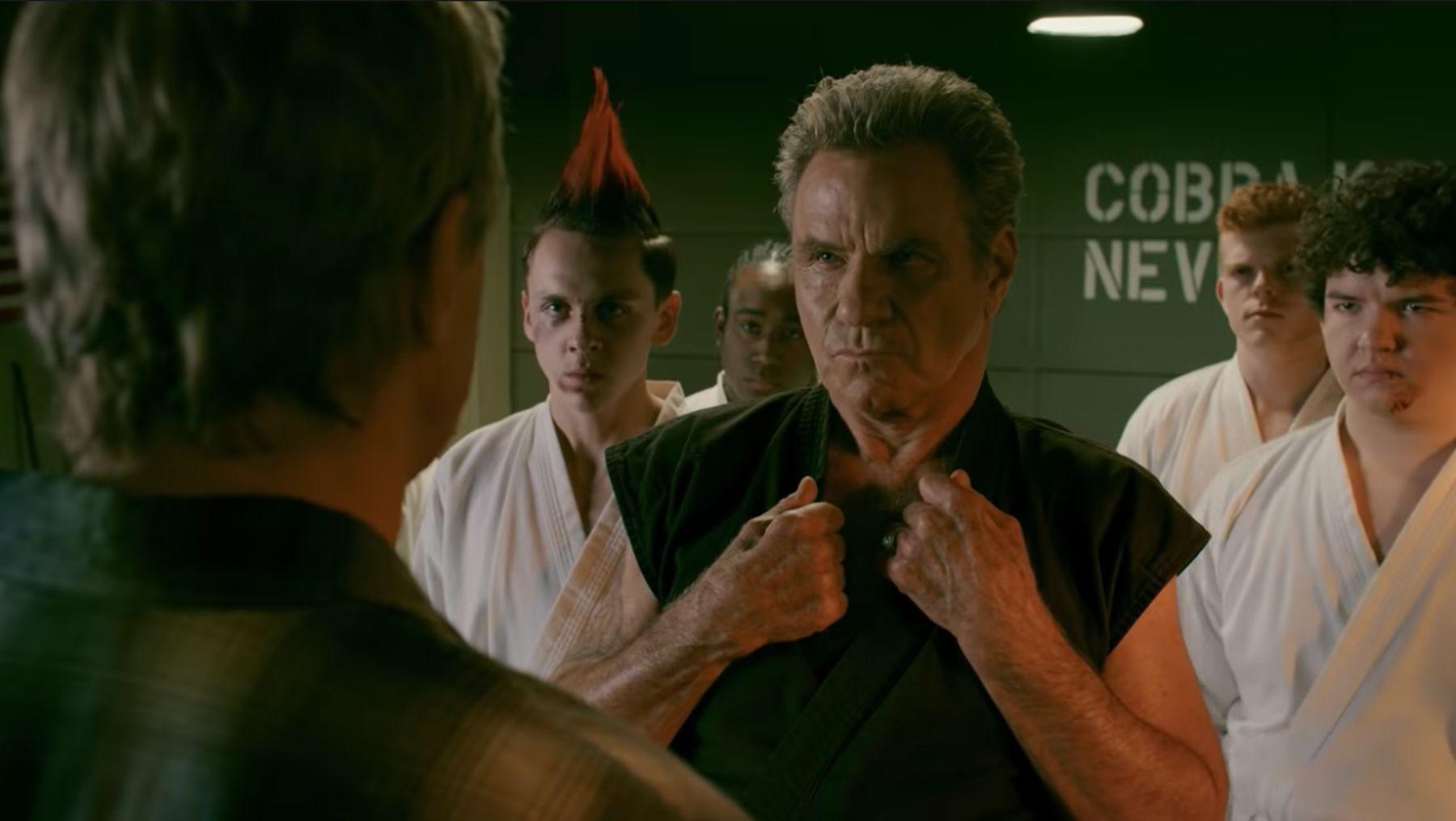 Trailer zur 3. Staffel: Cobra Kai   Kino/TV   Was is hier eigentlich los?