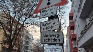 Eine Straße wie ein Montag | Lustiges | Was is hier eigentlich los?