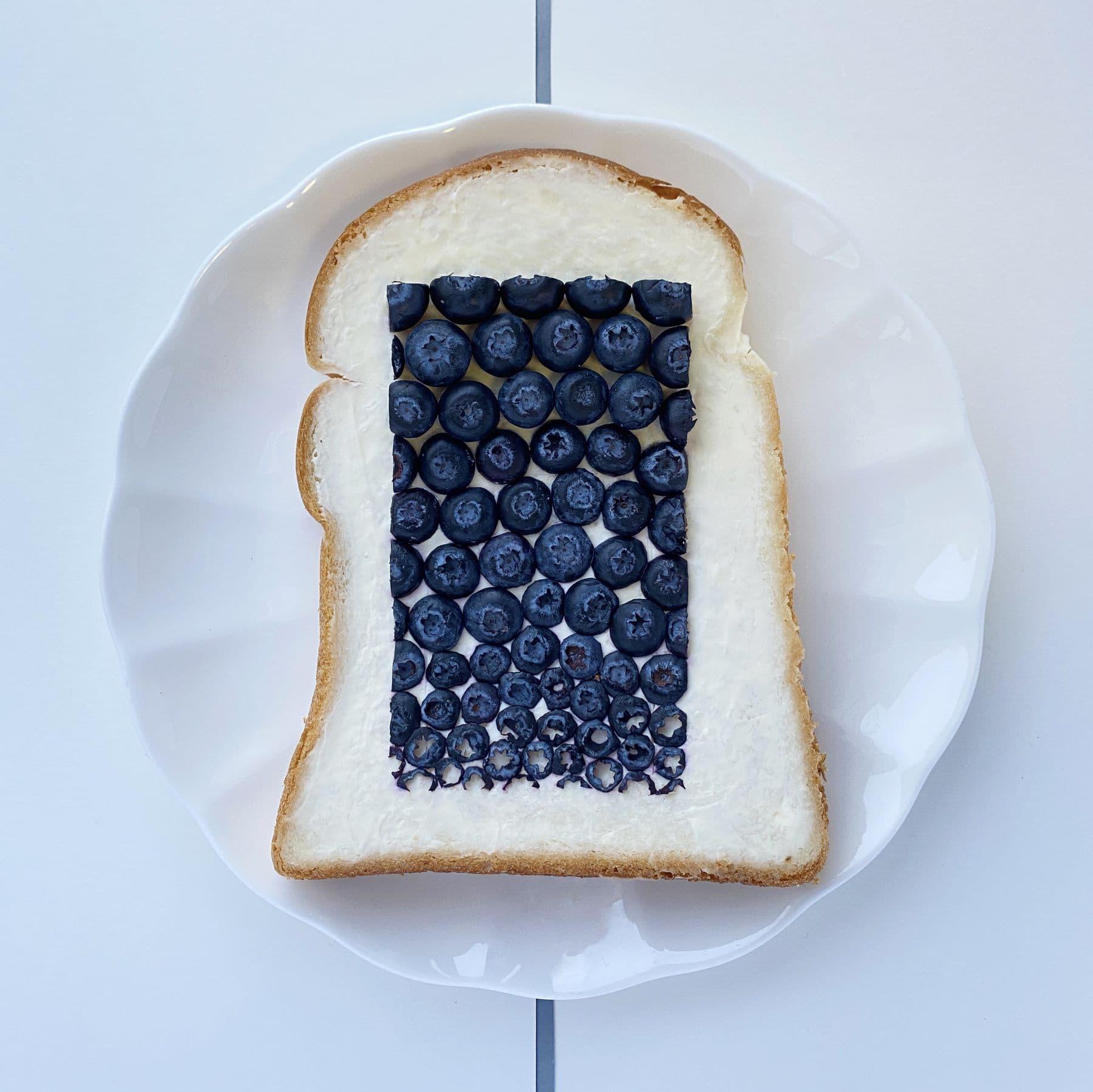Kunstvolles Toast von Manami Sasaki   Essen und Trinken   Was is hier eigentlich los?