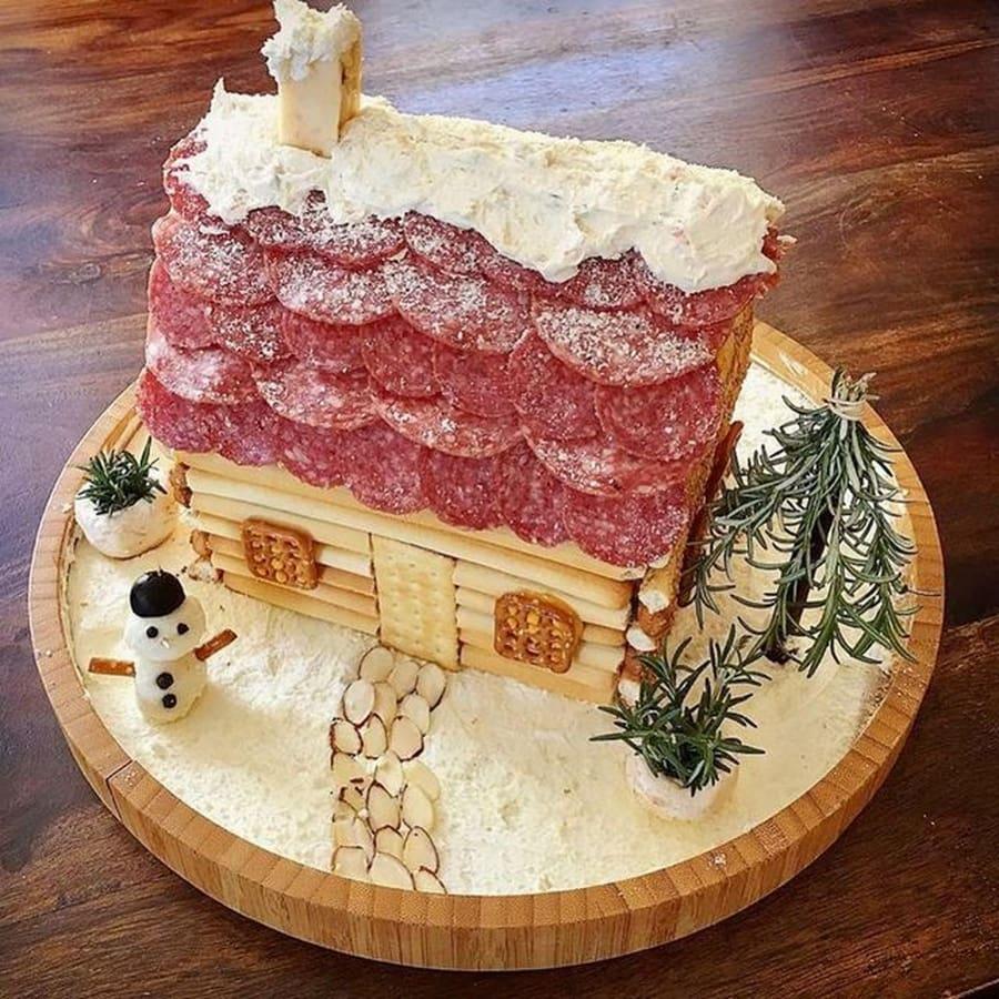 Nach dem Lebkuchenhaus kommt das Wurst-und-Fleisch-Haus | Lustiges | Was is hier eigentlich los?