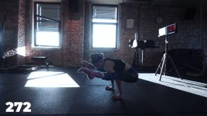 Stefanie Millinger und ihr Weltrekord im Schweizer Handstand | Awesome | Was is hier eigentlich los?