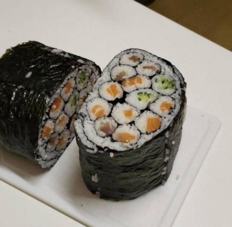 Sushiception | Lustiges | Was is hier eigentlich los?