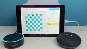 Wenn Amazon Alexa und der Google Assistant gegeneinander Schach spielen | Nerd-Kram | Was is hier eigentlich los?