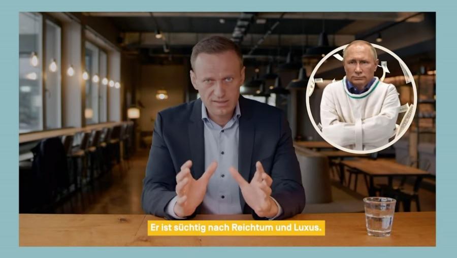 Alexei Nawalny – Putins Erzfeind | Was gelernt | Was is hier eigentlich los?