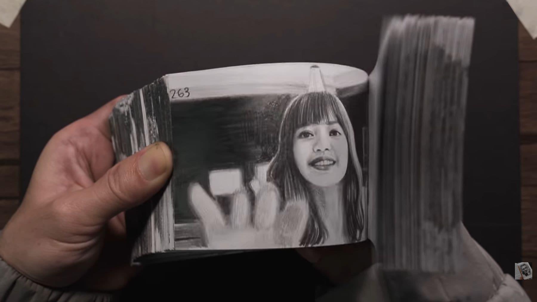 Ein Flipbook in 100 Tagen gezeichnet | Design/Kunst | Was is hier eigentlich los?