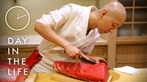 Ein Tag im Leben eines Sushi-Meisters | Awesome | Was is hier eigentlich los?