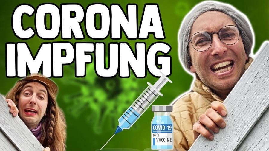 Helga & Marianne über die Corona-Impfungen | Awesome | Was is hier eigentlich los?