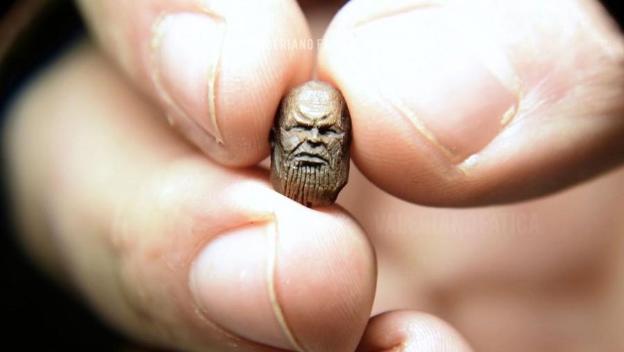 Marvel-Figuren in Kaffeebohnen geschnitzt | Design/Kunst | Was is hier eigentlich los?
