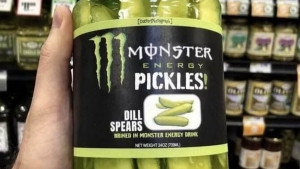 Monster präsentiert seinen neuen Energy-Drink ... | WTF | Was is hier eigentlich los?
