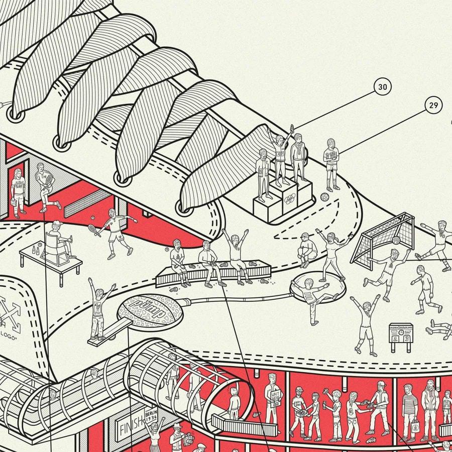 Querschnitt-Illustrationen durch Erfindungen | Design/Kunst | Was is hier eigentlich los?