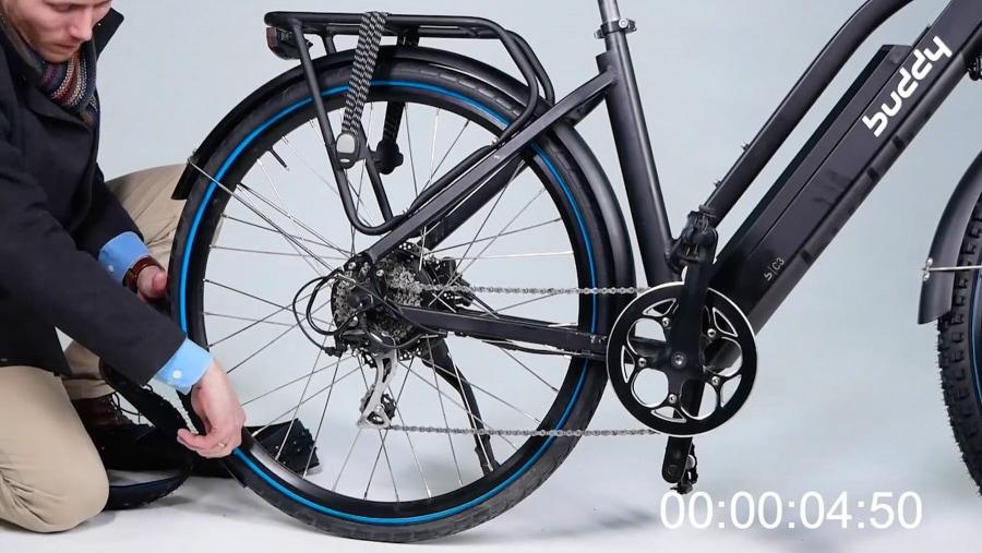 Schneereifen fürs Fahrrad | Gadgets | Was is hier eigentlich los?