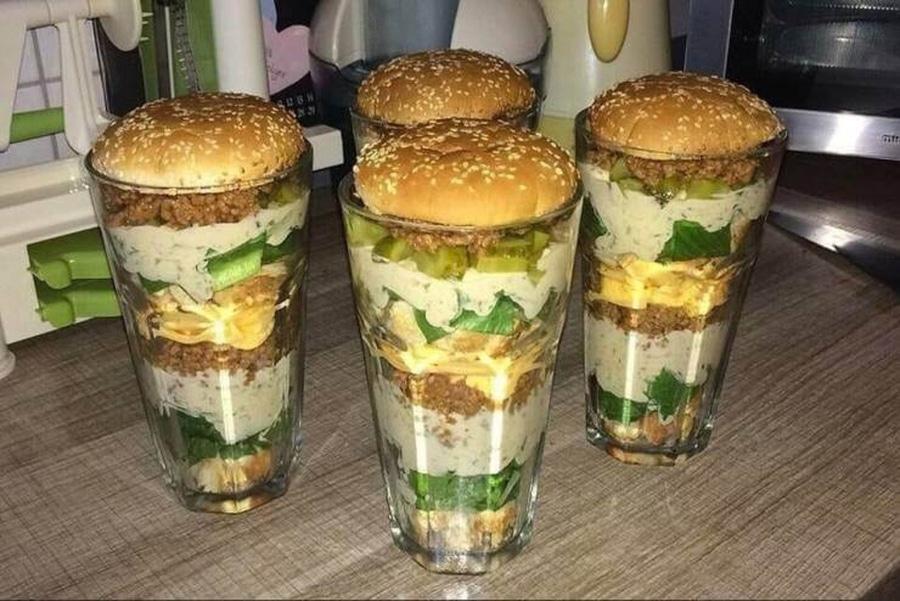 Am Wochenende gibts Burger im Glas | Lustiges | Was is hier eigentlich los?