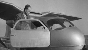 Ein Flugtaxi von 1949 | Zeitgeschichte | Was is hier eigentlich los?