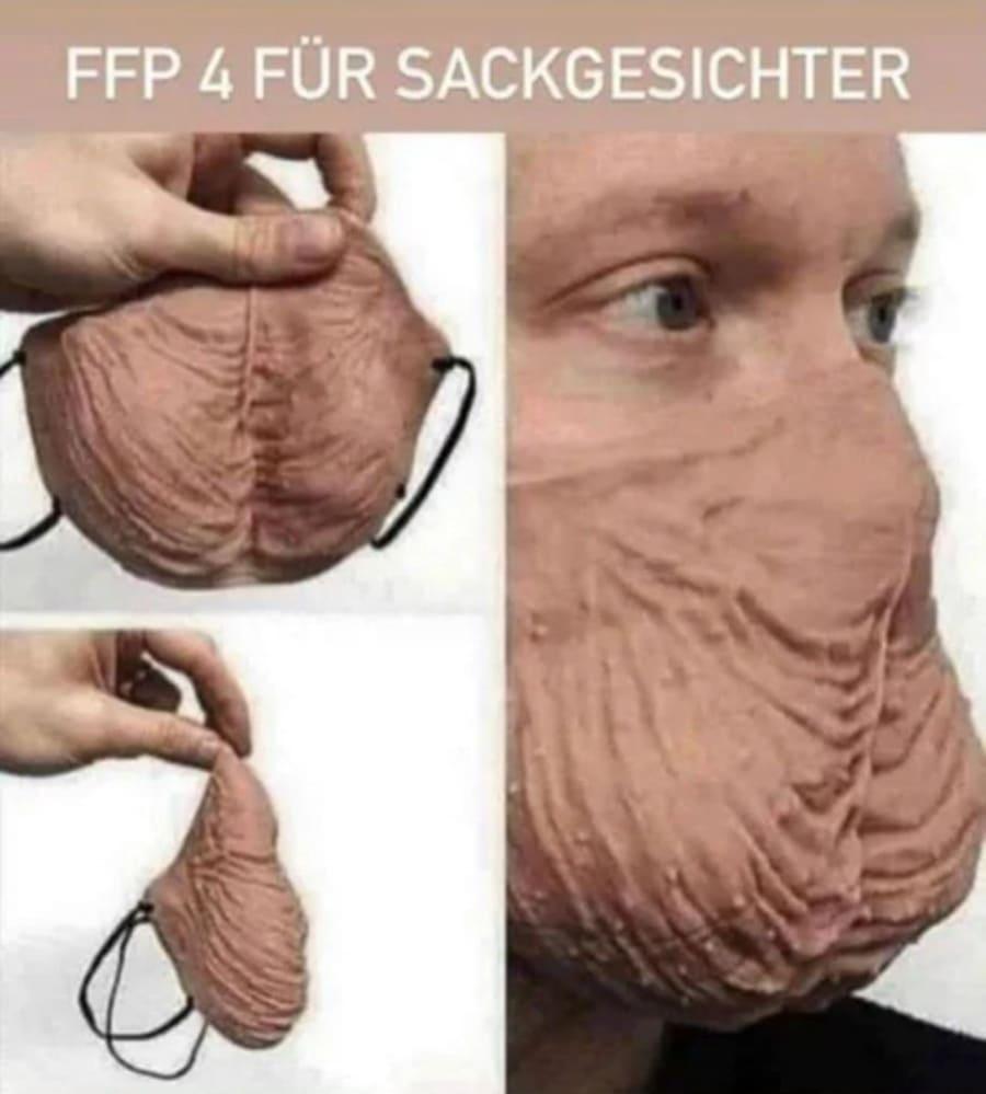 Endlich: FFP 4 Masken | Lustiges | Was is hier eigentlich los?