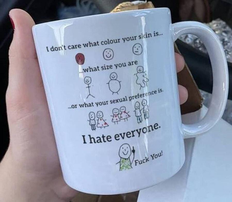 Endlich hab ich die perfekte Tasse gefunden | Lustiges | Was is hier eigentlich los?