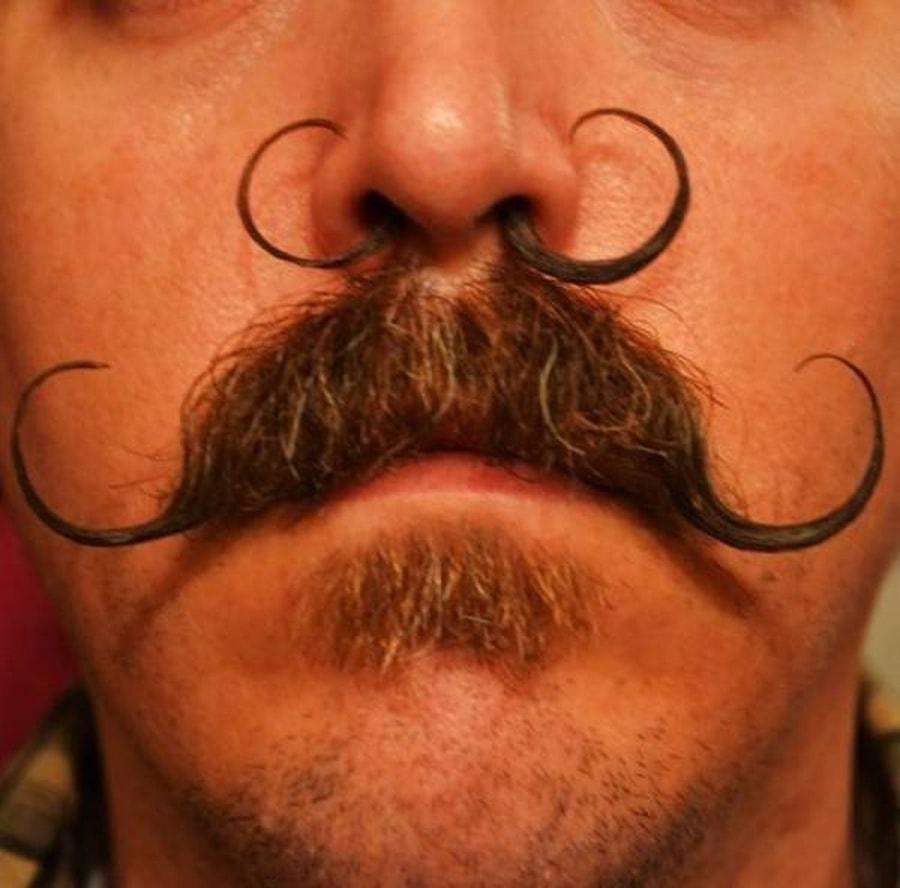 Für mehr Akzeptanz von Nasenhaaren in der Gesellschaft! | Lustiges | Was is hier eigentlich los?