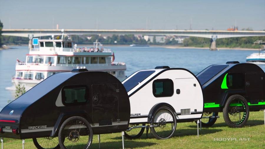 Mody – Ein Wohnwagen fürs Fahrrad | Gadgets | Was is hier eigentlich los?
