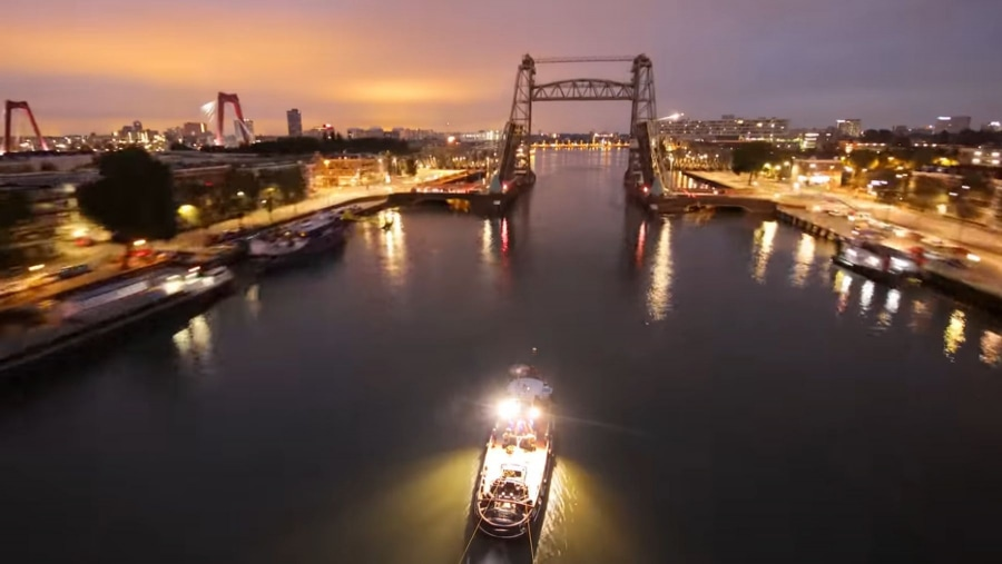 Timelapse: Unterwegs durch Hollands Kanalsystem | Travel | Was is hier eigentlich los?