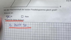 Totschlagargument – nicht nur bei Mathe | Lustiges | Was is hier eigentlich los?