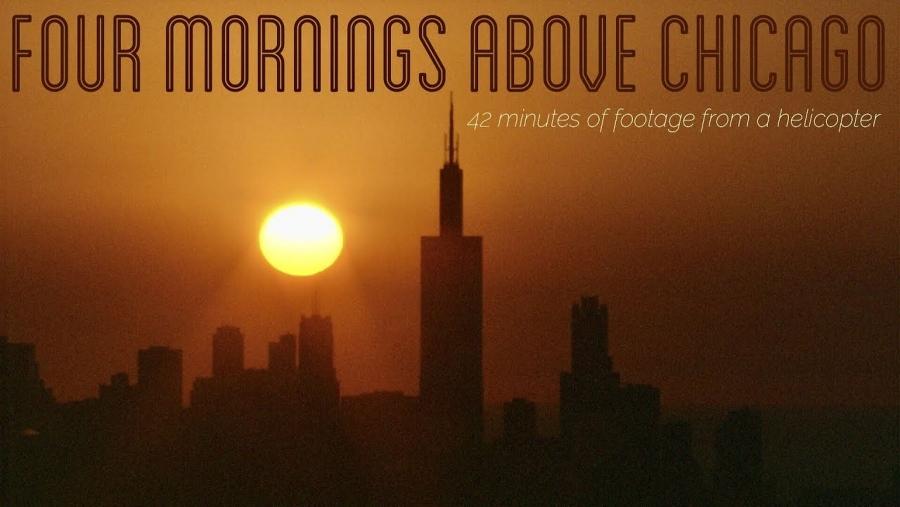 Chicago am Morgen | Travel | Was is hier eigentlich los?