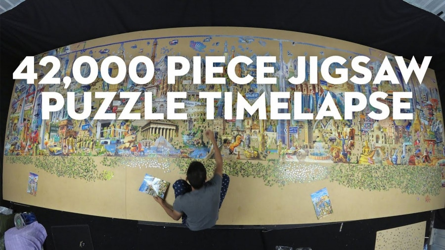 Das größte Puzzle der Welt | Awesome | Was is hier eigentlich los?