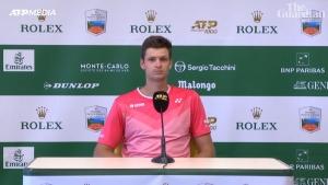 Die wohl kürzeste Pressekonferenz im Tennis, die es je gab | Lustiges | Was is hier eigentlich los?