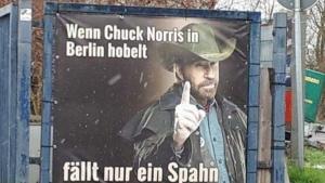 Für mehr Chuck Norris in Berlin | Lustiges | Was is hier eigentlich los?