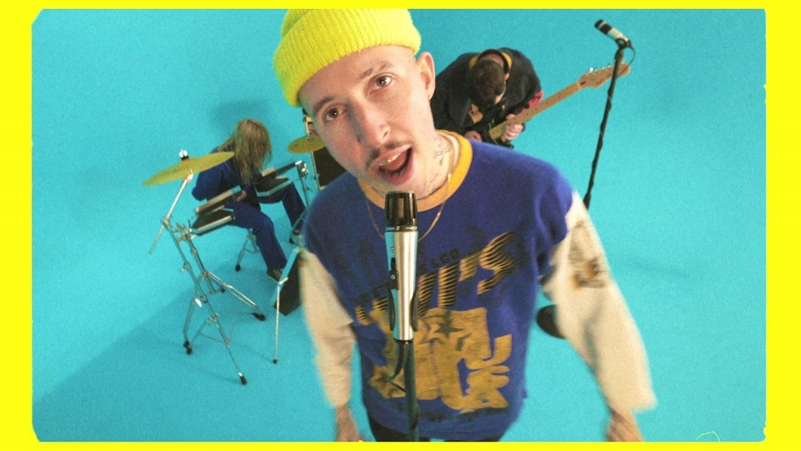 Larry Pink The Human - ELEVEN11_GTR_SONG | Musik | Was is hier eigentlich los?