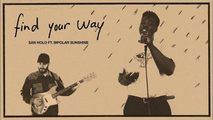 San Holo - find your way | Musik | Was is hier eigentlich los?
