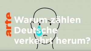 Warum zählen Deutsche verkehrt herum | Was gelernt | Was is hier eigentlich los?