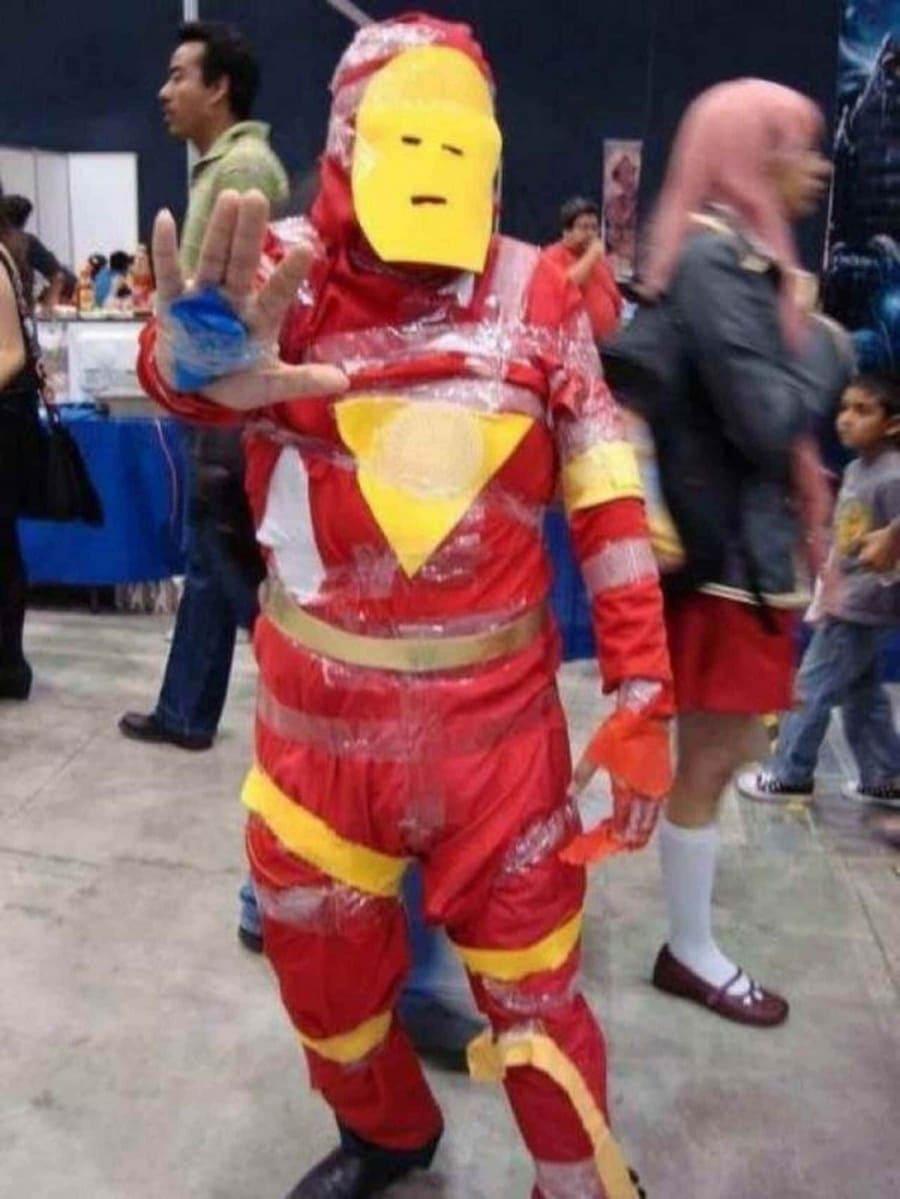 Das beste Iron Man-Kostüm ever! | Lustiges | Was is hier eigentlich los?
