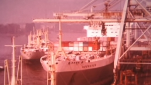 Die 70er Jahre im Hamburger Hafen | Zeitgeschichte | Was is hier eigentlich los?