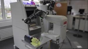 Ein Roboter, der 24 Stunden Geldautomaten testet | Gadgets | Was is hier eigentlich los?