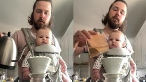 Nur ein Vater, der seinem Sohn erklärt, wie man Kaffee macht | Was gelernt | Was is hier eigentlich los?