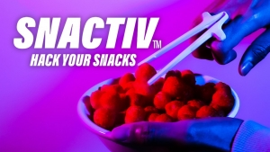 SNACTIV – Snacken ohne schmutzige Hände zu bekommen | Gadgets | Was is hier eigentlich los?