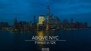 Above NYC – Filmed in 12K | Travel | Was is hier eigentlich los?