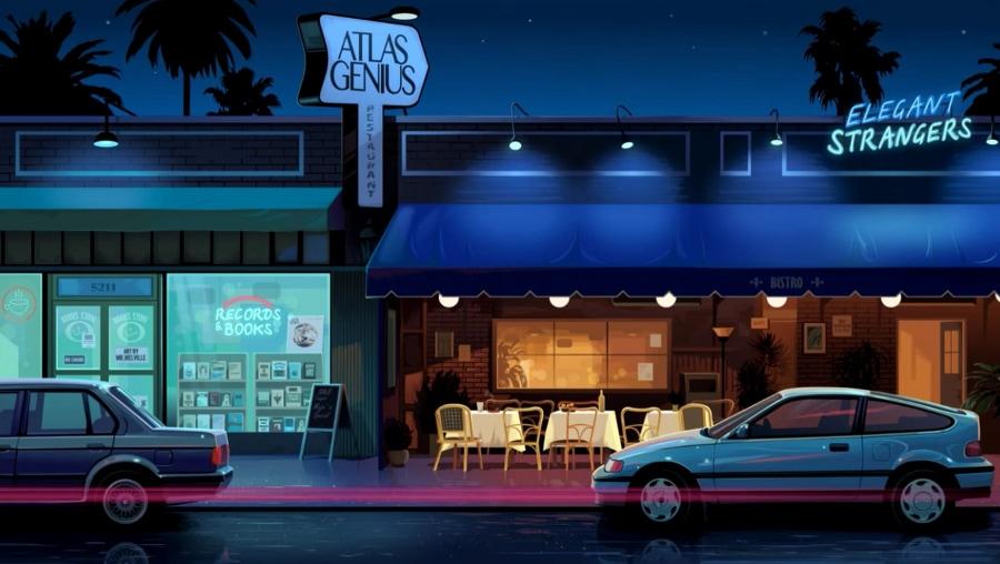 Atlas Genius - Elegant Strangers   Musik   Was is hier eigentlich los?