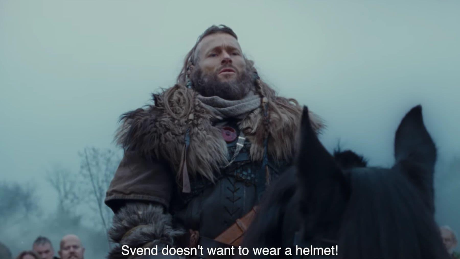 Dänische Werbung: Helm tragen ist eine gute Idee! | Werbung | Was is hier eigentlich los?