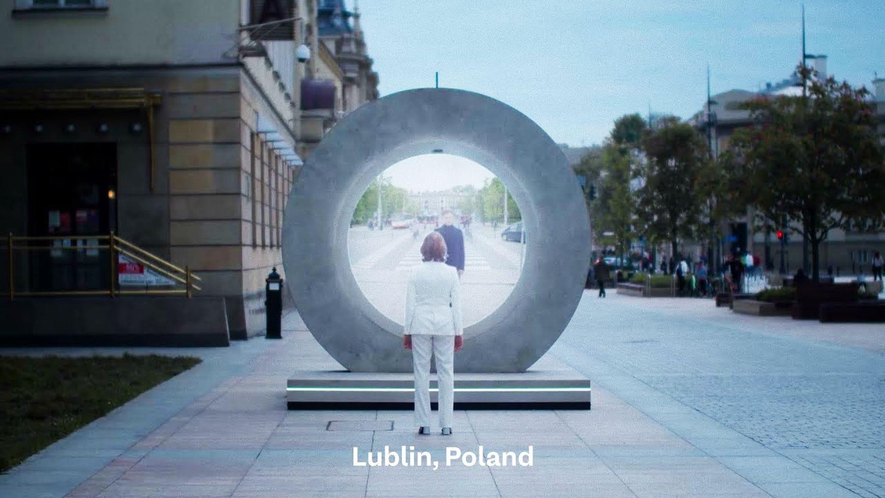 Dank Portal gibt es einen schnellen Blick in andere Städte | Gadgets | Was is hier eigentlich los?