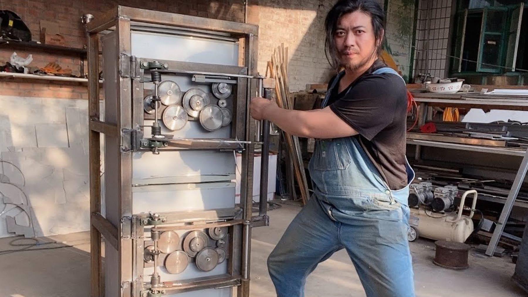 Ein Kühlschrank, der beim Abnehmen hilft | Gadgets | Was is hier eigentlich los?
