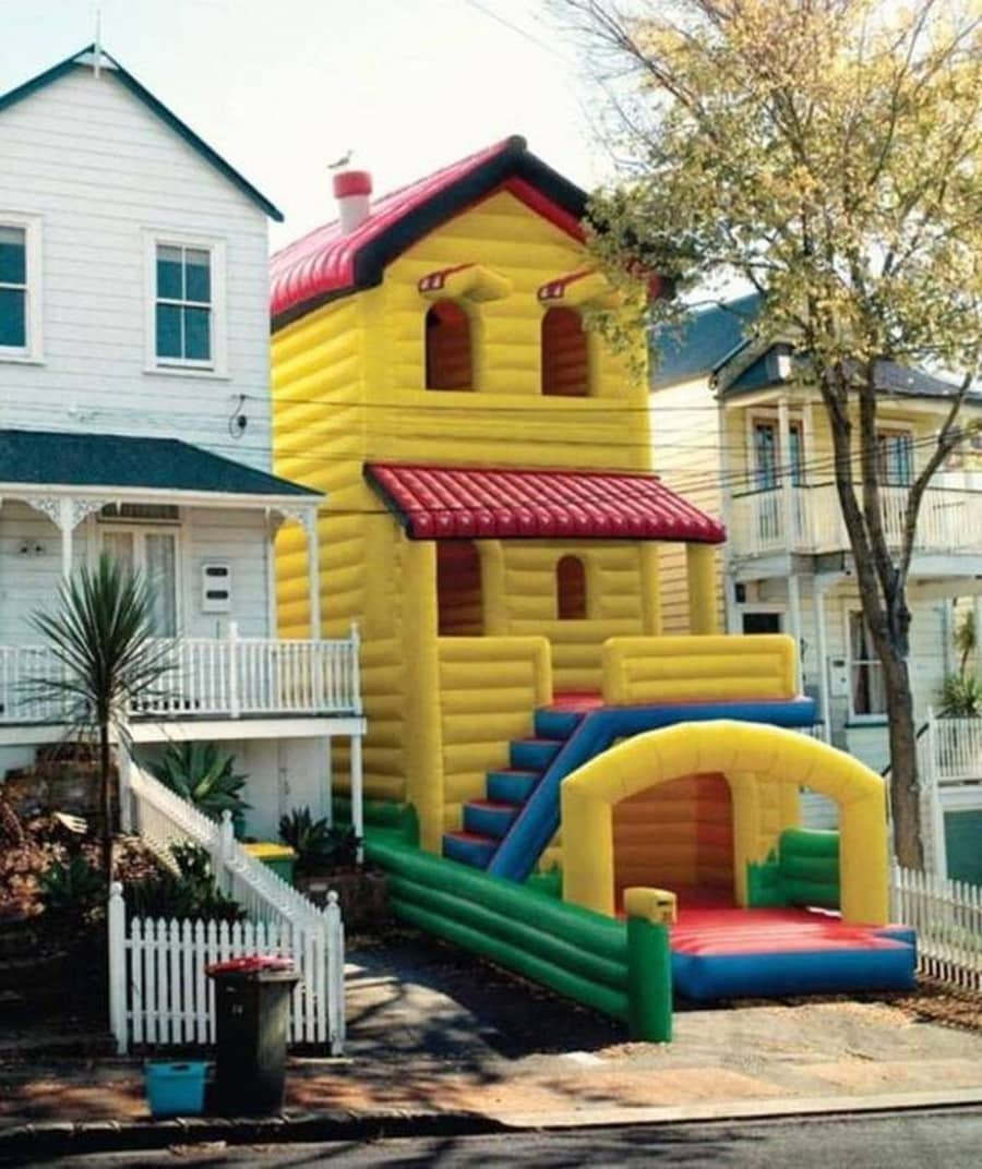 Endlich: Ein Haus, das sich fast jeder leisten kann | Lustiges | Was is hier eigentlich los?