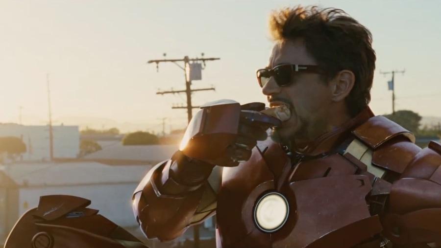 In Marvel-Filmen wird ganz schön viel gegessen   Kino/TV   Was is hier eigentlich los?