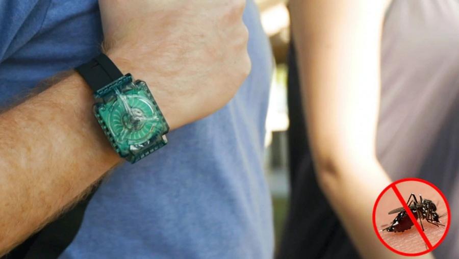 Wandian – Eine Armbanduhr gegen Mücken   Gadgets   Was is hier eigentlich los?